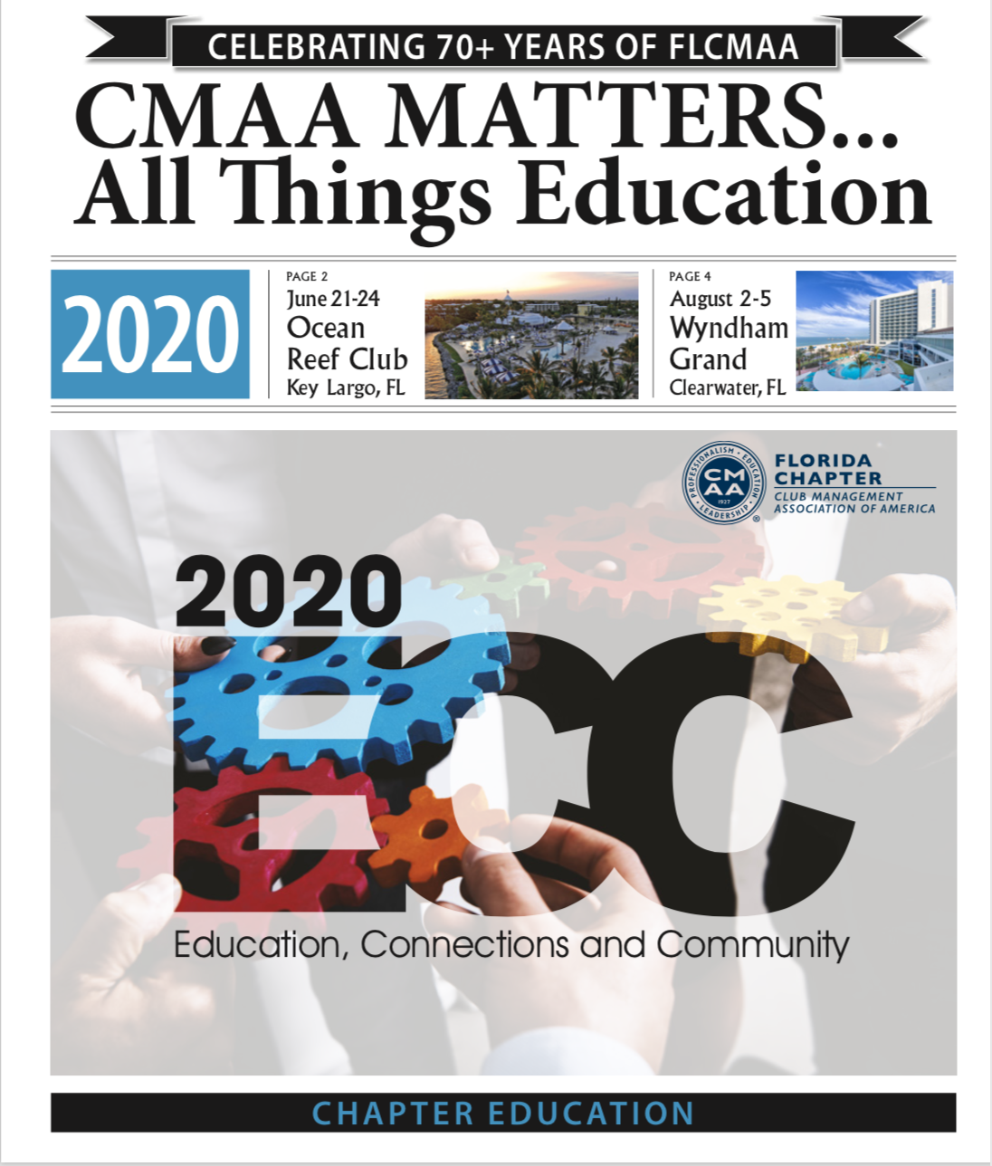 Education Newspaper 2020