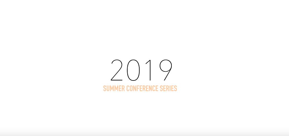 2019 Summer Conferences