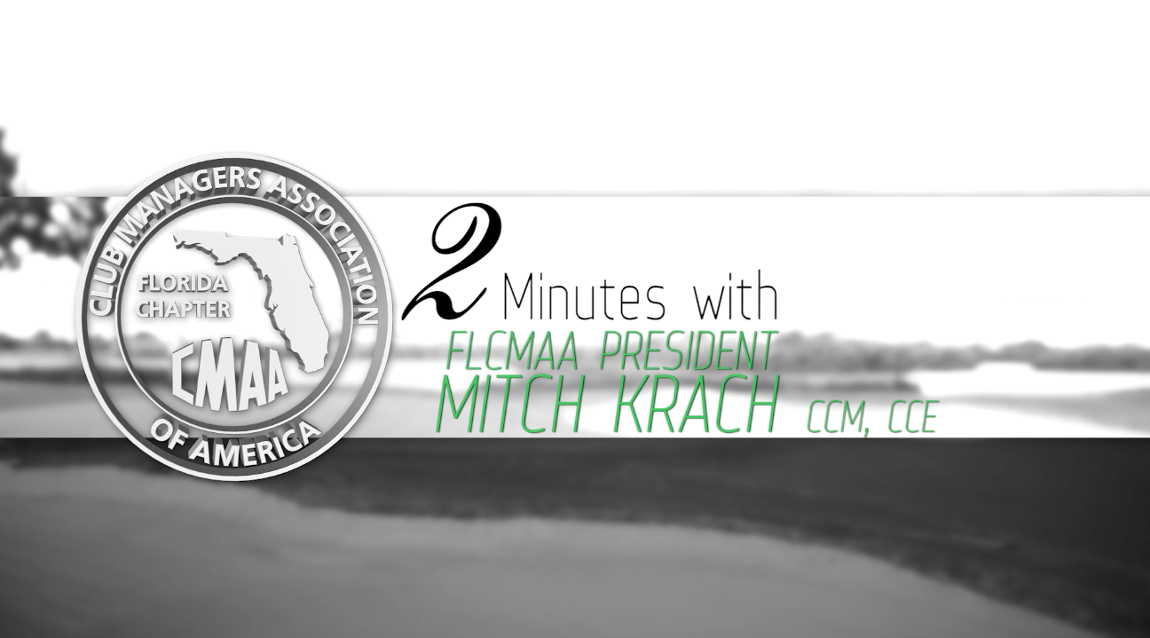 2 Minutes with Mitch Krach