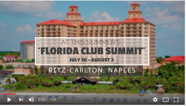 2017 Florida Club Summit Video